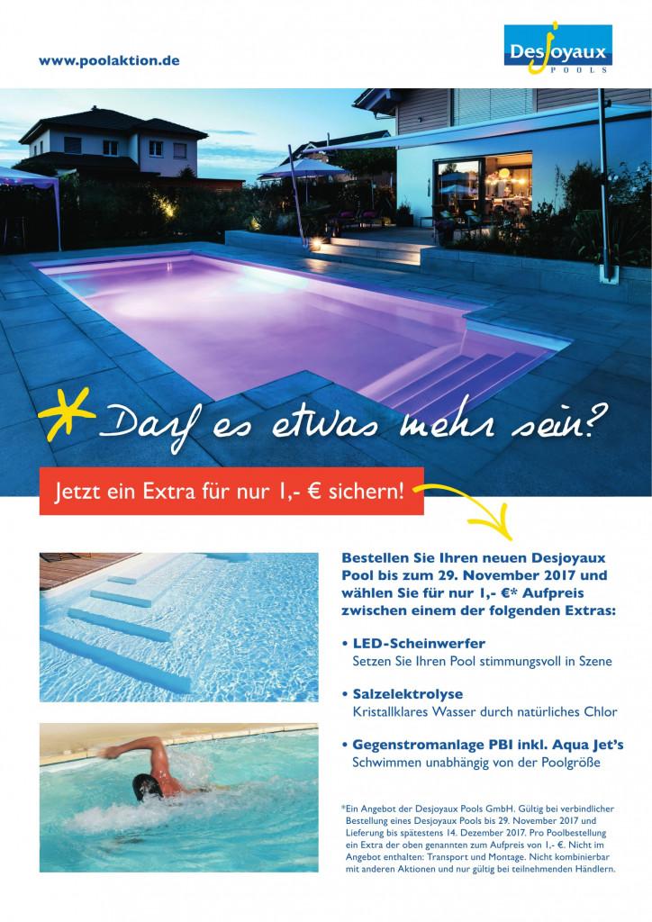 Aktion Pool EXTRA 1 Ôé¼ Winteraktion 2017-1